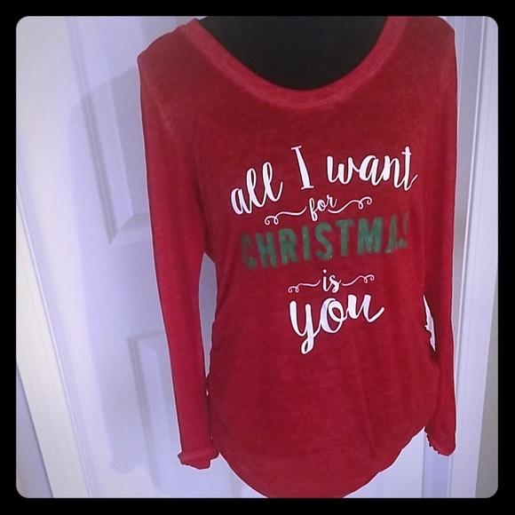 maternity christmas shirt - Maternity Christmas Shirt